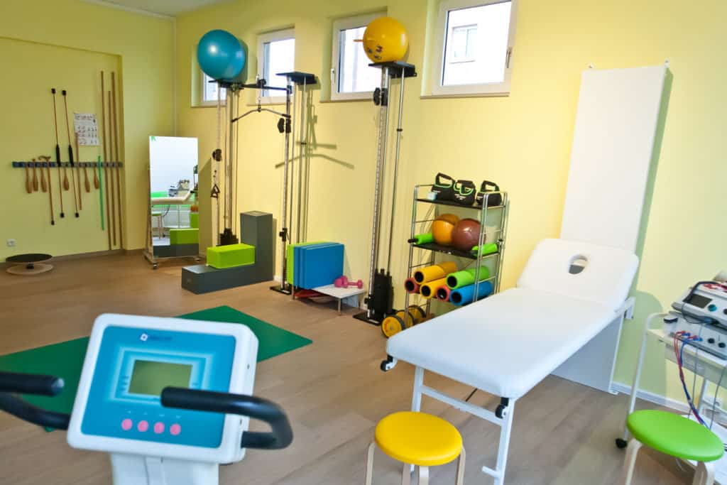 Unsere Physiotherapiepraxis in Bernau